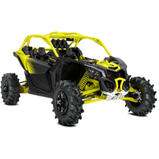 Мотовездеход MAVERICK X3 X MR TURBO R CAN-AM BRP