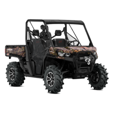 Мотовездеход TRAXTER HD10 XMR CAN-AM BRP
