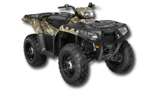 Квадроцикл POLARIS SPORTSMAN XP 550 EFI EPS camo (2013)