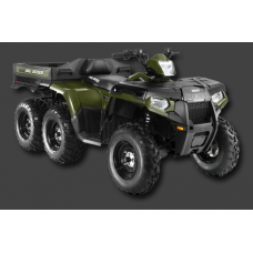 Квадроцикл POLARIS SPORTSMAN 6x6 800 EFI Forest (2014)