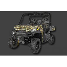 Мотовездеход POLARIS RANGER XP 900 EFI EPS Hunter Edition (2015)