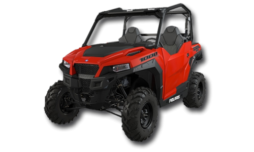 Мотовездеход POLARIS GENERAL 1000 EPS Indy Red (2016)