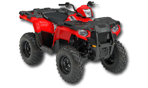 Квадроцикл POLARIS SPORTSMAN 570 (2017)