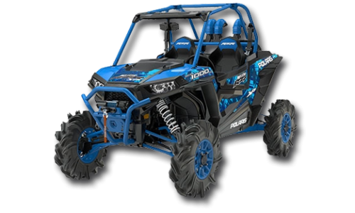 Мотовездеход POLARIS RZR XP 1000 EPS High Lifter (2017)