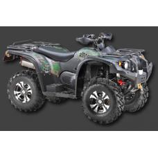 Квадроцикл STELS ATV 600Y LEOPARD camo
