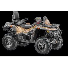 Квадроцикл STELS ATV 850G GUEPARD Trophy EPS (2016)