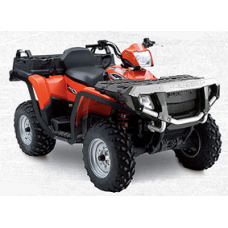 Защита кузова на Sportsman X2 (черный) Polaris 2875788-418