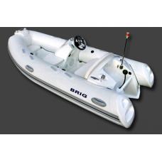 Лодка BRIG E340