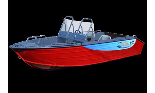 Катер Рейд 450DC