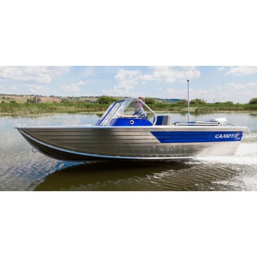 Лодка салют-430м scout