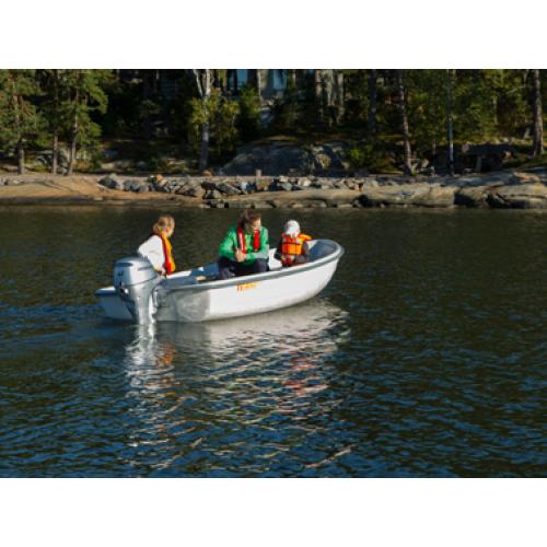 Лодка terhi 440 цена