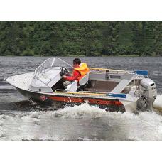 Лодка Wellboat 45 I