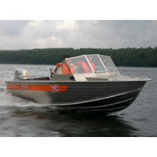 Лодка Wellboat 45M
