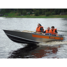 Лодка Wellboat 46
