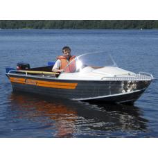 Лодка Wellboat 46M