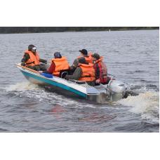Лодка NewStyle 430