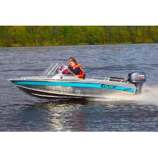 Лодка NewStyle 433