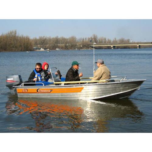 купить лодку wellboat-42к
