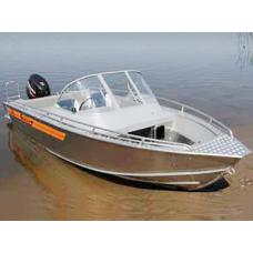 Лодка Wellboat 45DC