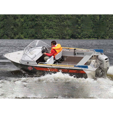 Лодка Wellboat 45 I