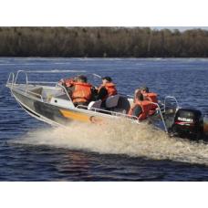 Катер Wellboat 53