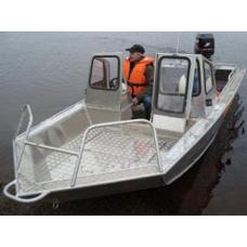 Катер Wellboat 55 JET