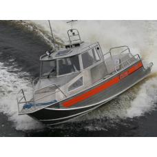 Катер Wellboat 69С