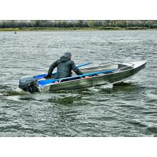 Лодка алюминиевая Wyatboat-390M