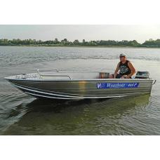 Лодка алюминиевая Wyatboat-460Р