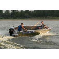 Лодка алюминиевая Wyatboat-490Р