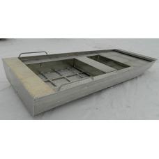 Лодка алюминиевая Wyatboat-Джонбот