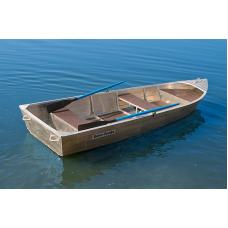 Лодка алюминиевая Вятка-Профи 32