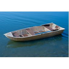 Лодка алюминиевая Вятка-Профи 37