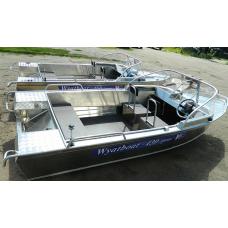 Катер алюминиевый Wyatboat-430PRO