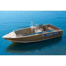 Катер алюминиевый Wyatboat-460DC