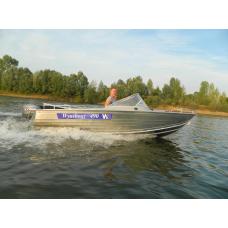 Катер алюминиевый Wyatboat-490