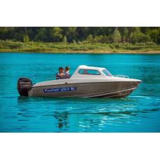 Катер алюминиевый Wyatboat-470 П