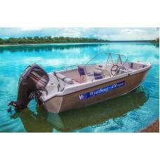 Катер алюминиевый Wyatboat-470 Open