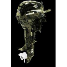 Лодочный мотор HIDEA HD9.9FHS MILITARI
