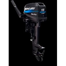 Лодочный мотор MERCURY 15M Sea Pro
