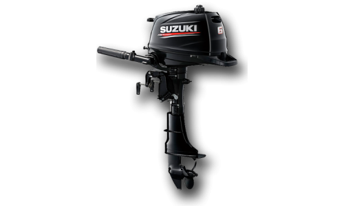 Лодочный мотор SUZUKI DF6AS (AL)