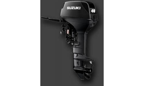 Лодочный мотор SUZUKI DT40WS (L)