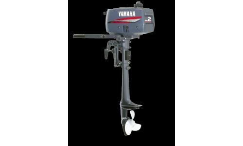 Лодочный мотор YAMAHA 2DMHS