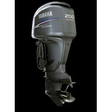 Лодочный мотор YAMAHA F200CETX