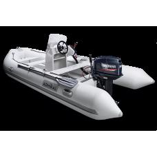 Лодка АДМИРАЛ RIB 410 с консолью