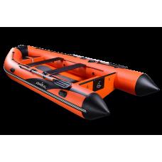 Лодка АДМИРАЛ RIB 410 без консоли
