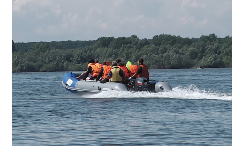 Лодка АКВИЛОН А.600