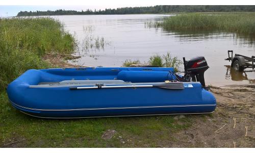 Лодка VIRTA ALLEGRO 420