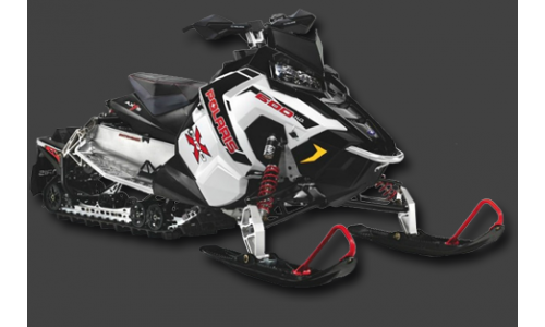 Снегоход POLARIS 600 SWITCHBACK PRO-X (2015)