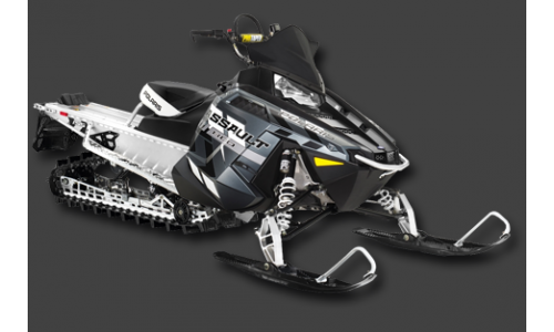 Снегоход  POLARIS 800 RMK ASSAULT 155 LTD (2015)